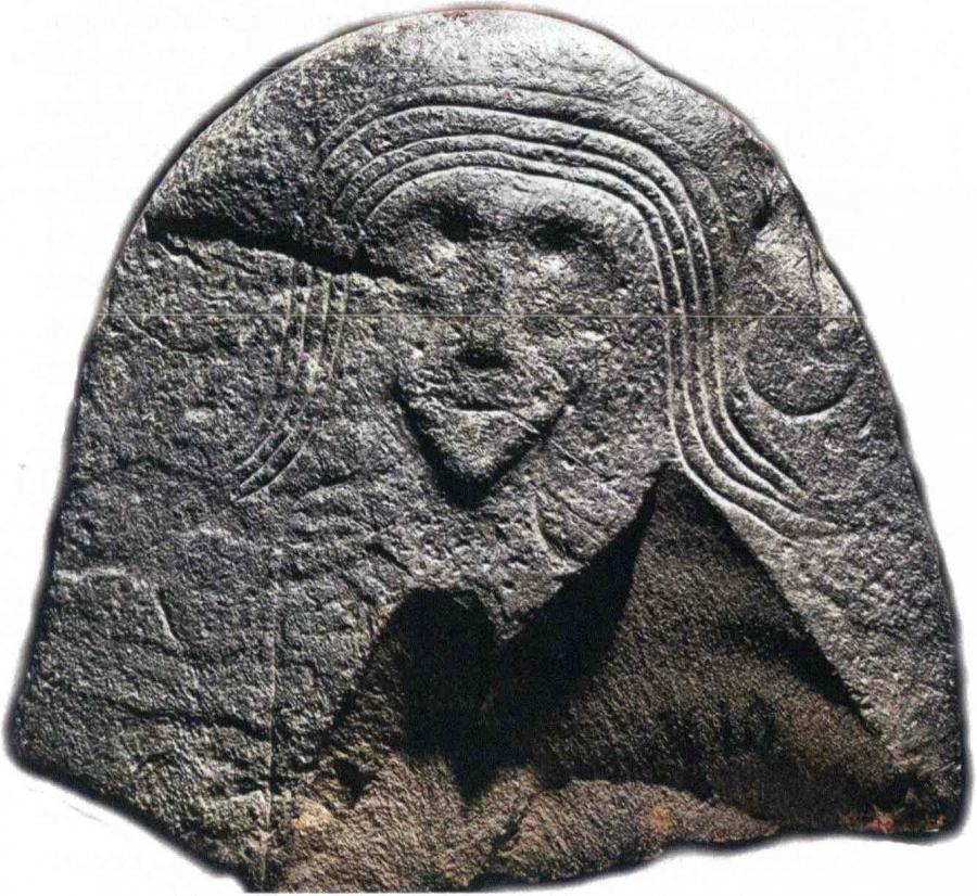 Образ Богини - Матери в эпоху бронзы на территории Хакасии