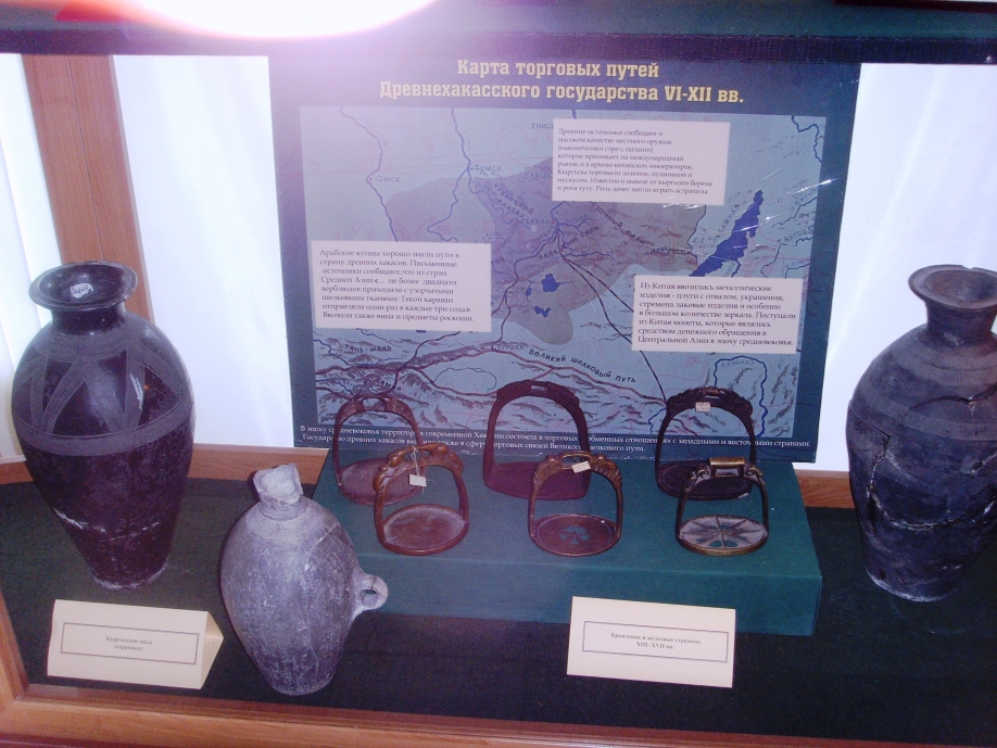 Хозяйство и материальная культура кыргызов