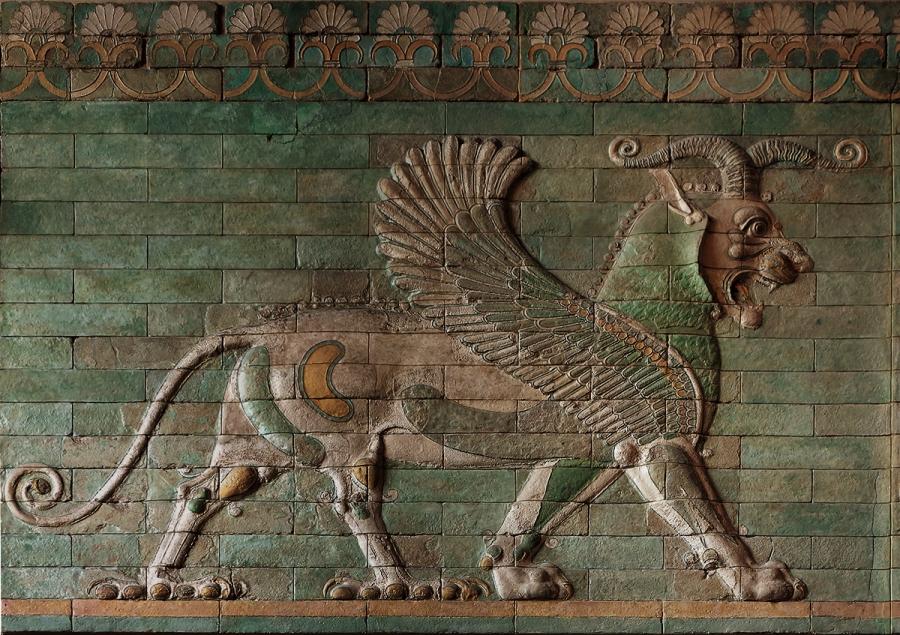 Сузы - Шуш, Иран - Вавилон. Месопотамия и рождение цивилизации. MV–DCC до н. э.